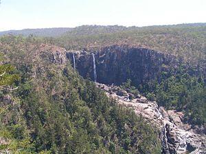 Blencoe Falls - Image: Blencoe falls