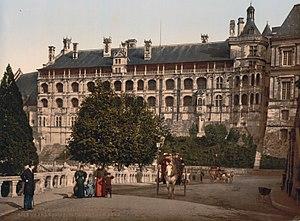 300px Blois1900 Châteaux de Blois
