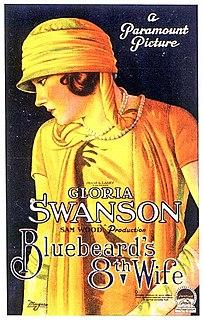 <i>Bluebeards 8th Wife</i> 1923 film by Sam Wood