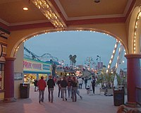 Santa Cruz Beach Boardwalk - Wikipedia, the free encyclopedia
