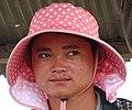 Boatsman en route from Koh Trong to Kratie - Kratie - Cambodia - 02 (48403228446).jpg