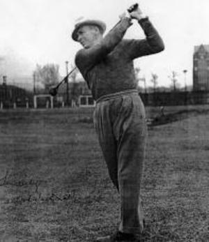 Bob MacDonald (golfer) - Image: Bob Mac Donald, golfer