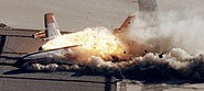 Boeing 720 Controlled Impact Demonstration