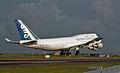 Boeing 747-400, Air New Zealand, Auckland, 19 Aug. 2010.jpg