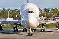 Boeing 747-4H6(LCF) Dreamlifter, N718BA - PAE (21958454038).jpg