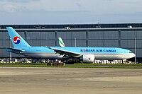 HL8285 - B77L - Korean Air