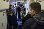 Boeing P-8 Poseidon simulator arrives at Naval Air Station Whidbey Island 161021-N-DC740-006.jpg