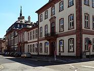 Bolongaropalast Straßenfront