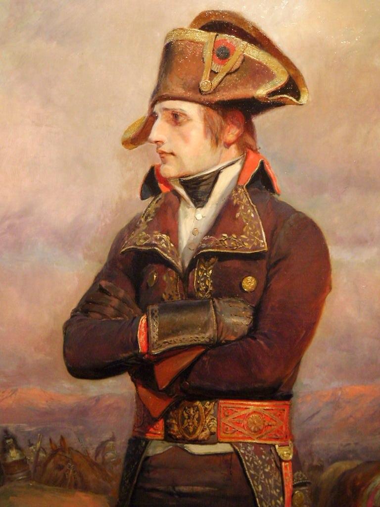 Bonaparte di Edouard Detaille
