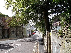 Bonchurch - Image: Bonchurch, IW, UK