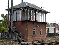 Boness & Kinneil Railway Signal Box (7748622178).jpg