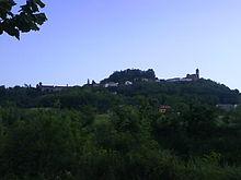 Provincia di asti for Villa del borgo canelli