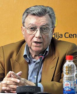 Serbian diplomat