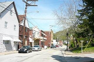 Wall, Pennsylvania Borough in Pennsylvania, United States