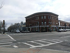 Codman Square District - Image: Boston MA Codman Square