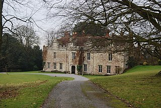 Boughton Monchelsea Place Grade I listed English country house in the United Kingdom