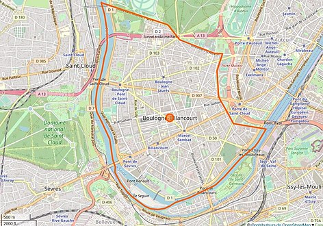 1815c726ff Boulogne-Billancourt — Wikipédia