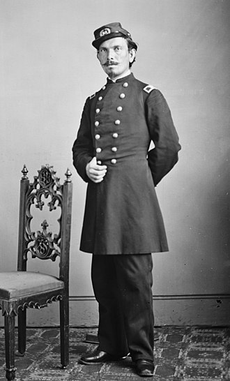 68th New York Volunteer Infantry Regiment - Gotthilf von Bourry d'Ivernois commanded the regiment from 1862 to 1863, when he was cashiered for drunkenness.
