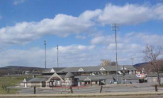 BB&T Ballpark at Historic Bowman Field - Image: Bowman Field