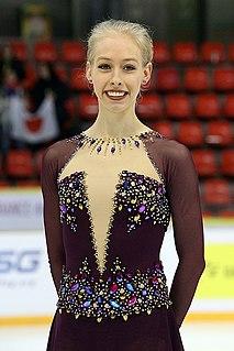 Bradie Tennell American figure skater