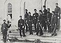 Brady, Mathew B. - General Irwin McDowell und Gefolge (Zeno Fotografie).jpg