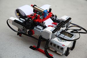 Braigo - Braigo - Braille Printer with Lego Mindstorms EV3