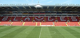 Bramall Lane football stadium