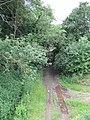 Bransford - disused railway trackbed - geograph.org.uk - 841970.jpg