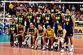 Brazil national volleyball team 2012.jpg