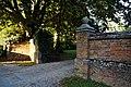 Brent Pelham Hall gates Hertfordshire England.jpg