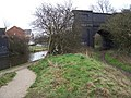 Bridge no more - Wyrley and Essington Canal - geograph.org.uk - 898764.jpg
