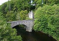 Bridge of Avon in Summer sunshine. - geograph.org.uk - 180694.jpg