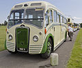 Bristol Greyhound coach 2467 (NAE 3), 2012 Bus & Coach Preservation Show (1).jpg