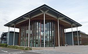 Bristol and Bath Science Park - The Forum