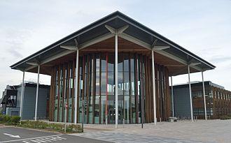 Bristol and Bath Science Park - The Forum