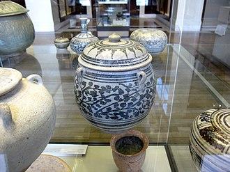 Sukhothai Province - Sangkhalok ceramic