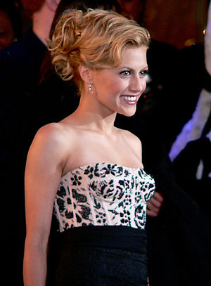 Brittany Murphy - Murphy at the London premiere of Happy Feet, December 2006