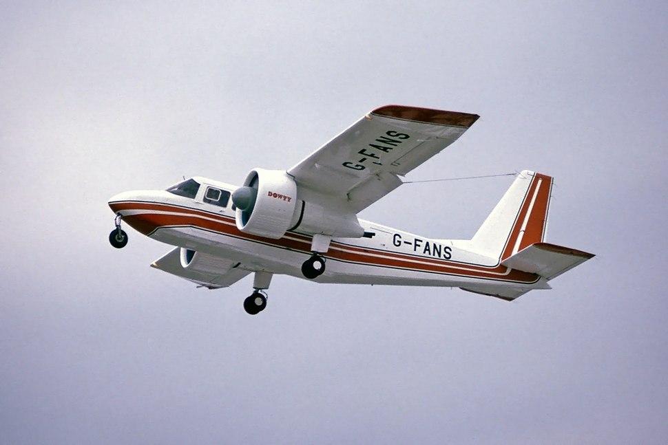 Britten-Norman BN-2A-3 Islander (mod) AN2059491