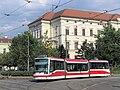 Brno, Komenského nám., Škoda 03T č. 1810.jpg