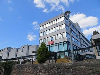 BBC Cymru Wales - Broadcasting House