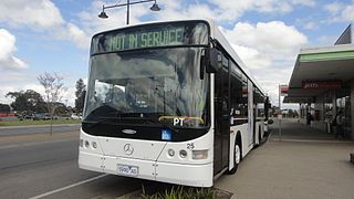 Broadmeadows Bus Service