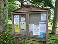 Brockhampton village notice board - geograph.org.uk - 859199.jpg