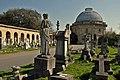 Brompton Cemetery Chapel Headstones.jpg