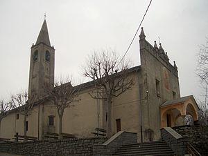 Brosso - Image: Brosso Chiesa San Michele