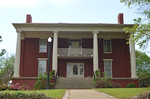 National Register of Historic Places listings in Jackson County, Alabama - Image: Brown Proctor House