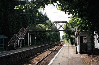 Brundall Gardens railway station