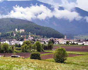 Panorama di Brunico
