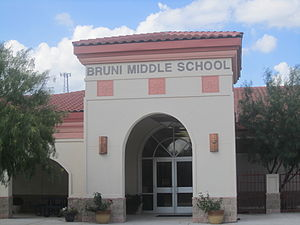 Webb Consolidated Independent School District - Bruni Middle School