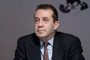 Bruno Racine - Bruno Racine in 2010