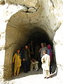 Buddhist caves in Afghanistan.jpg